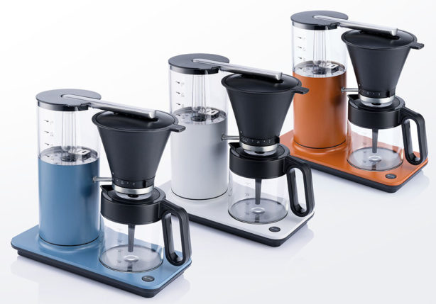 Wilfa CLASSIC kaffetraker 3 farger